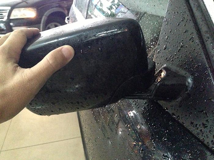 chống trộm gương ô tô