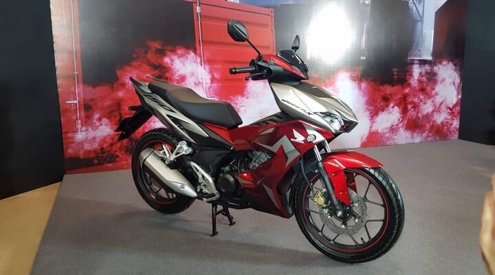 Giá Xe Honda Winner X đầy đủ các phiên bản và màu sắc