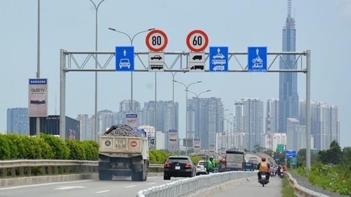 Quy định mới về tốc độ các loại xe có hiệu lực từ ngày 15/10/2019